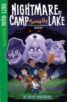 Jacket Image For: Nightmare at Camp SMELLY Lake