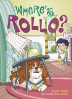 Jacket Image For: Where's Rollo?