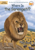 Jacket Image For: Where Is the Serengeti?