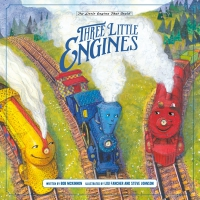 Jacket Image For: Three Little Engines