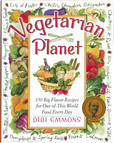 Jacket Image For: Vegetarian Planet