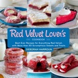 Jacket image for The Red Velvet Lover's Cookbook