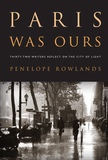 Jacket Image For: Paris Was Ours