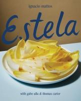 Jacket Image For: Estela