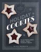 Jacket Image For: The Artisanal Kitchen: Holiday Cookies