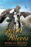 Jacket image for A Book of Spirits and Thieves
