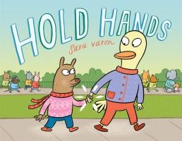 Jacket Image For: Hold Hands