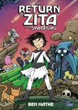 Jacket Image For: The Return of Zita the Spacegirl