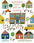 Jacket Image For: School's First Day of School