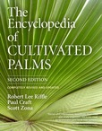 Jacket image for The Encyclopedia of Cultivated Palms