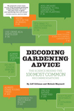 Jacket image for Decoding Gardening Advice