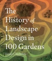 Jacket Image For: The History of Landscape Design in 100 Gardens