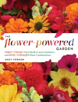 Jacket Image For: The Flower-Powered Garden