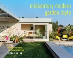 Jacket Image For: Midcentury Modern Garden Style