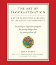 Jacket image for The Art of Procrastination