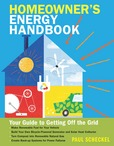 Jacket image for Homeowner's Energy Handbook