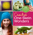 Jacket Image For: Crochet One-skein Wonders