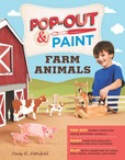 Jacket image for Pop-out and Paint Farm Animals