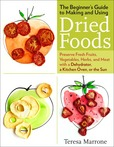 Jacket image for The Beginner's Guide to Making and Using Dried Foods