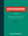 Jacket Image For: Butchering Beef