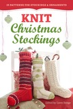 Jacket Image For: Knit Christmas Stockings