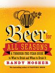 Jacket image for Beer for All Seasons