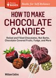 Jacket Image For: How to Make Chocolate Candies