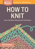 Jacket Image For: How to Knit