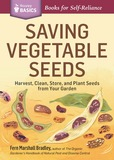 Jacket image for Saving Vegetable Seeds