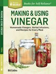 Jacket Image For: Making & Using Vinegar