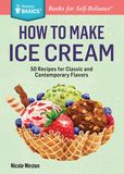 Jacket Image For: How to Make Ice Cream