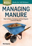 Jacket image for Managing Manure