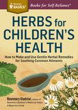 Jacket Image For: Herbs for Children's Health