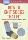 Jacket Image For: How to Knit Socks That Fit