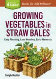 Jacket image for Growing Vegetables in Straw Bales