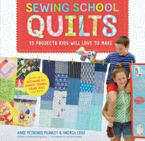 Jacket Image For: Sewing School Quilts