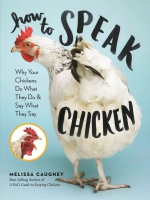 Jacket Image For: How to Speak Chicken