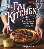 Jacket Image For: The Fat Kitchen