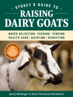 Jacket Image For: Storey's Guide to Raising Dairy Goats, 5th Edition