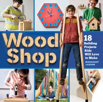 Jacket Image For: Wood Shop
