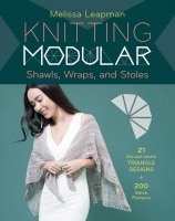 Jacket Image For: Knitting Modular Shawls, Wraps, and Stoles