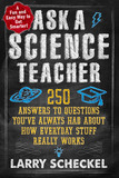 Jacket image for Ask a Science Teacher