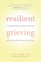 Jacket Image For: Resilient Grieving