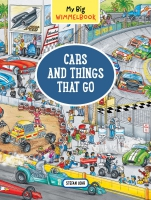 Jacket Image For: My Big Wimmelbook - Cars and Things That Go