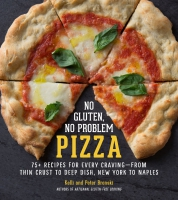 Jacket Image For: No Gluten, No Problem Pizza