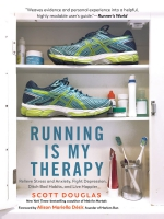 Jacket Image For: Running Is My Therapy