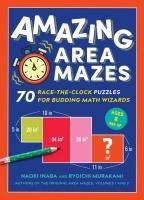 Jacket Image For: Amazing Area Mazes