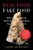 Jacket image for Real Food/Fake Food