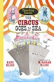 Jacket image for Three-Ring Rascals Book 3 The Circus Goes to Sea