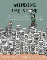 Jacket Image For: Minding the Store
